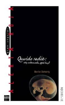 querido nadie-berlie doherty-9788434851856