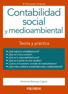 contabilidad social y medioambiental (ebook)-antonio somoza-9788436834963