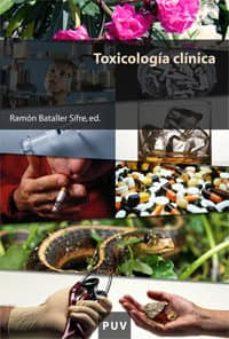 Descarga de libro de datos electrónicos TOXICOLOGIA CLINICA