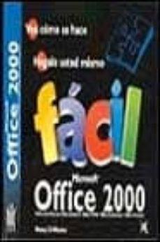 microsoft office 2000... facil-nancy d. warner-9788440693556