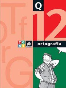 Vinisenzatrucco.it Quadern D Ortografia Q12 Image