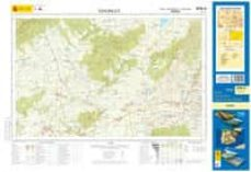 870-2 mapa xinorlet 1:25000-9788441617056