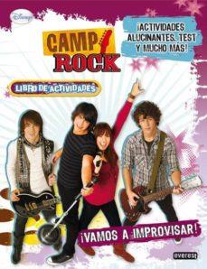 Asdmolveno.it Camp Rock: ¡Vamos A Improvisar! (Libro De Actividades) Image
