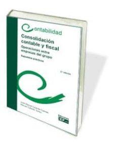 Titantitan.mx Consolidación Contable Y Fiscal (5ª Ed.) Image