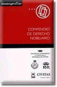 Curiouscongress.es Compendio De Derecho Nobiliario Image