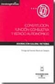 Permacultivo.es Constitucion Funcion Consultiva Y Estado Autonomico Image