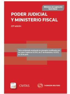 Geekmag.es Poder Judicial Y Ministerio Fiscal (20ª Ed) Image