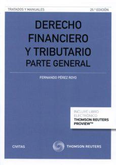 Permacultivo.es Derecho Financiero Y Tributario 2015 (25ª Ed.) Image
