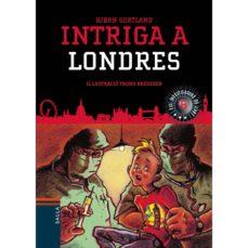 Titantitan.mx Intriga A Londres (Investigadors De L Art 6) Image