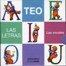 Javiercoterillo.es Las Vocales (Las Letrs De Teo) Image