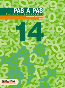 Mrnice.mx Pas A Pas 14: Calcul I Problemes (Educacio Primaria) Image