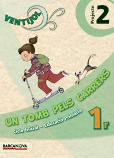 Emprende2020.es Ventijol. Projecte 2 Ci. Un Tomb Pels Carrers Educación Primaria - Primer Ciclo - 1º Image