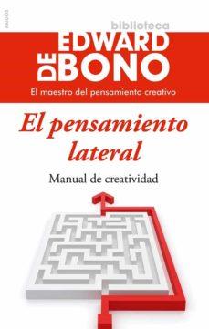 el pensamiento lateral-edward de bono-9788449329456