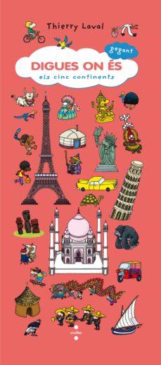 Inmaswan.es Digues On Es: Els Cinc Continents Image