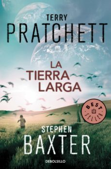 la tierra larga (saga la tierra larga 1)-terry pratchett-stephen baxter-9788466335256