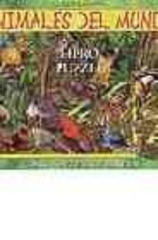 Chapultepecuno.mx Animales Del Mundo (Libro Puzzle, Con Seis Puzzles De 48 Piezas) Image