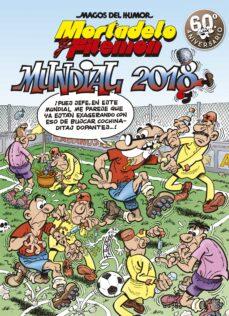 magos del humor: mundial 2018-francisco ibañez-9788466662956