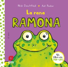 la rana ramona-nick denchfield-9788467585056