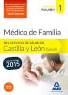 Garumclubgourmet.es Médico Especialista En Medicina Familiar Y Comunitaria Del Servicio De Salud De Castilla Y León (Sacyl). Temario Volumen I Image