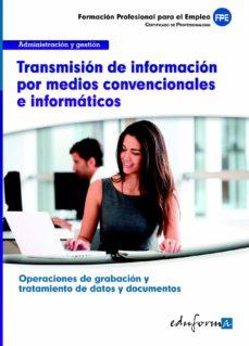 Carreracentenariometro.es Uf0512 Transmision De Informacion Por Medios Convencionales E Informaticos Image