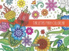 Libros para descargar a pc TARJETAS PARA COLOREAR (S6029004) 9788467753356 de  in Spanish