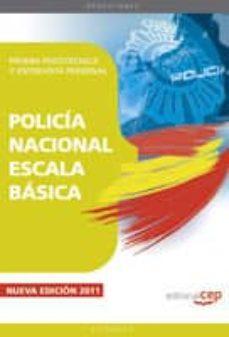 Titantitan.mx Policia Nacional.escala Basica. Prueba Psicotecnica Y Entrevista Personal Image
