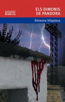 els dimonis de pandora-silvestre vilaplana-9788476604656