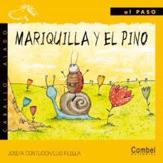 Viamistica.es Mariquilla Y El Pino (Letra De Palo) Image