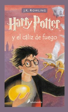 Descargar archivos pdf ebook HARRY POTTER Y EL CALIZ DE FUEGO in Spanish 9788478886456