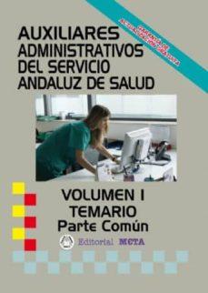 Titantitan.mx Auxiliaresadministrativos Sas Temario Parte Común Volumen I Image
