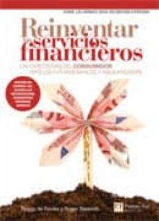 reinventar los servicios financieros-reggy de feniks-roger perevelli-9788483227756
