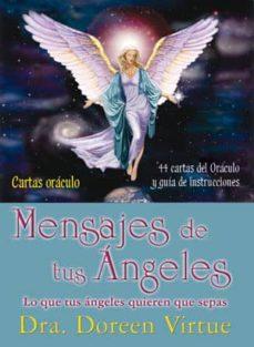 Chapultepecuno.mx Mensajes De Tus Angeles: 44 Cartas Y Guia De Instrucciones Image