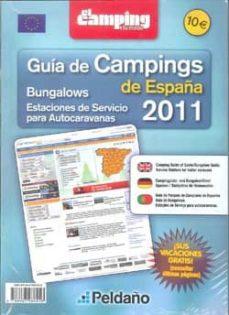 Enmarchaporlobasico.es Guia De Campings 2011 De España: Bungalows, Estaciones De Servici O Para Autocaravanas Image