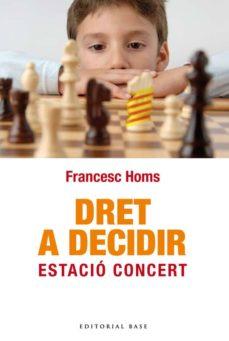 Inmaswan.es Dret A Decidir. Estacio Concert Image