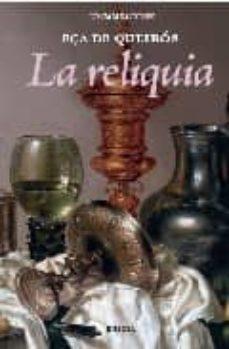la reliquia-jose maria eça de queiros-9788492491056