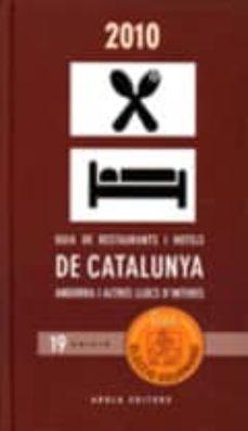Garumclubgourmet.es Guia De Restaurants I Hotels De Catalunya Andorra I Altres Llocs D Interes 2010 Image