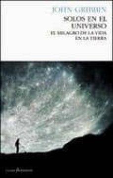 solos en el universo-john gribbin-9788493914356
