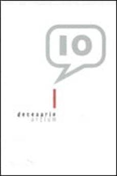 DECENARIO ARTIUM - VV.AA. | Adahalicante.org