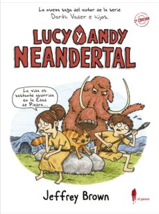 lucy y andy neandertal-jeffrey brown-9788494588556