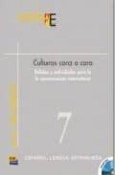 culturas cara a cara relatos y actividades-9788495986856