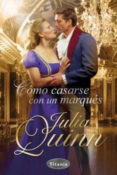 como casarse con un marques-julia quinn-9788496711556
