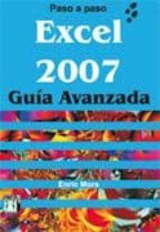 Inmaswan.es Excel 2007 Guia Avanzada (2ª Ed.) Image