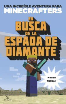 minecraft. en busca de la espada de diamante (ebook)-winter morgan-9788497547956