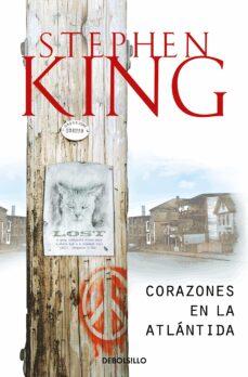 Descarga completa de libros electrónicos CORAZONES EN LA ATLANTIDA de STEPHEN KING (Literatura española) 9788497592956 iBook CHM
