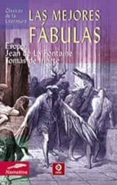 Descarga gratuita de libros de texto para dme. LAS MEJORES FABULAS CHM FB2 RTF de ESOPO 9788497943956 in Spanish