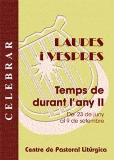 Titantitan.mx Laudes I Vespres. Temps De Durant L Any Ii Image