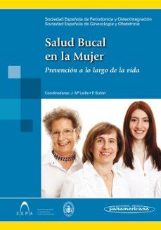Descarga gratuita de libros de audio en italiano. SALUD BUCAL EN LA MUJER 9788498357356 de
