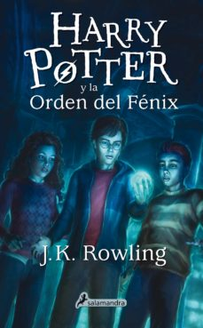 harry potter y la orden del fenix (rustica)-j.k. rowling-9788498386356