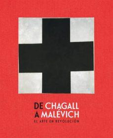 de chagall a malevich: el arte en revolucion-9788498447156