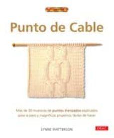 Descarga de libros de texto en línea PUNTO DE CABLE en español